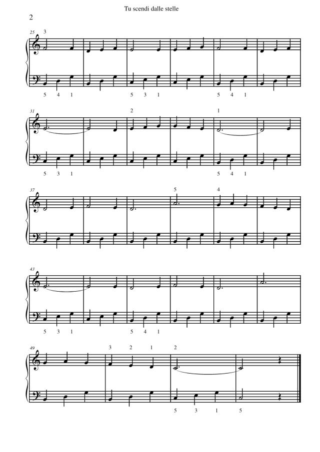 Spartito-Tu-scendi-dalle-stelle-pianoforte-facile-2