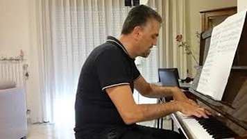 Deborah's theme - al pianoforte Michele Lanzieri