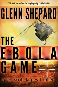 The Ebola Game by Glenn Shepard