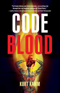 Code Blood by Kurt Kamm