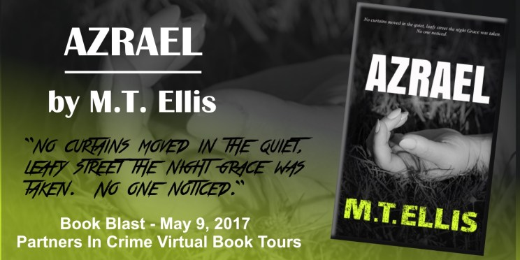 Azrael by M.T. Ellis Book Blast