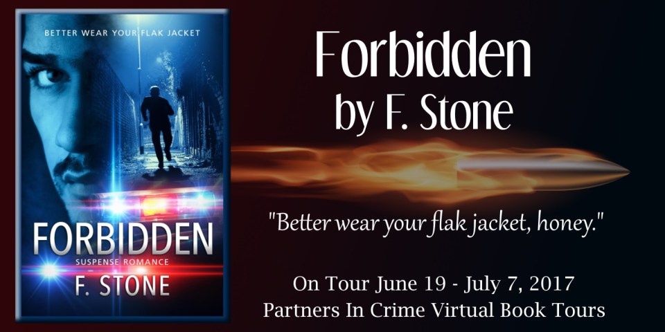 Forbidden: Better Wear Your Flak Jacket by F. Stone Tour Banner