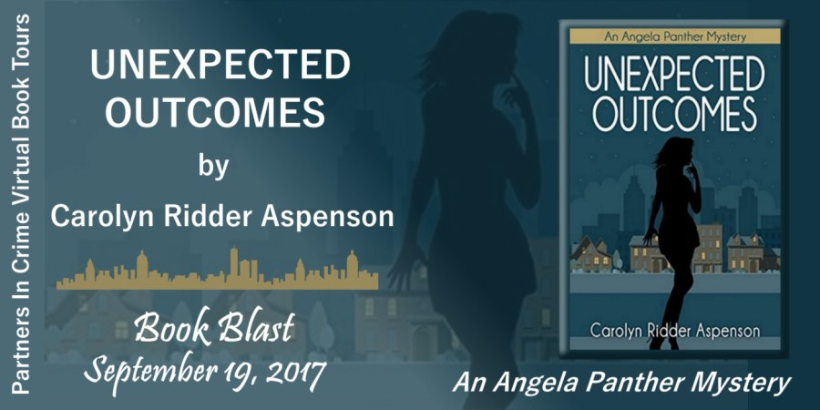 Unexpected Outcomes by Carolyn Ridder Aspenson Tour Banner