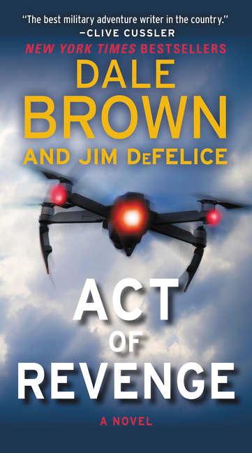Act of Revenge by Dale Brown