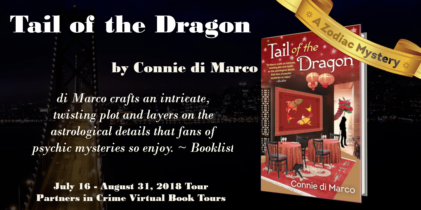 Tail Of The Dragon by Connie di Marco Banner