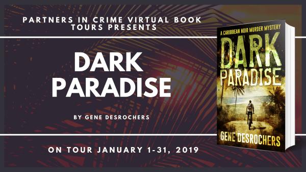 Dark Paradise by Gene Desrochers Banner