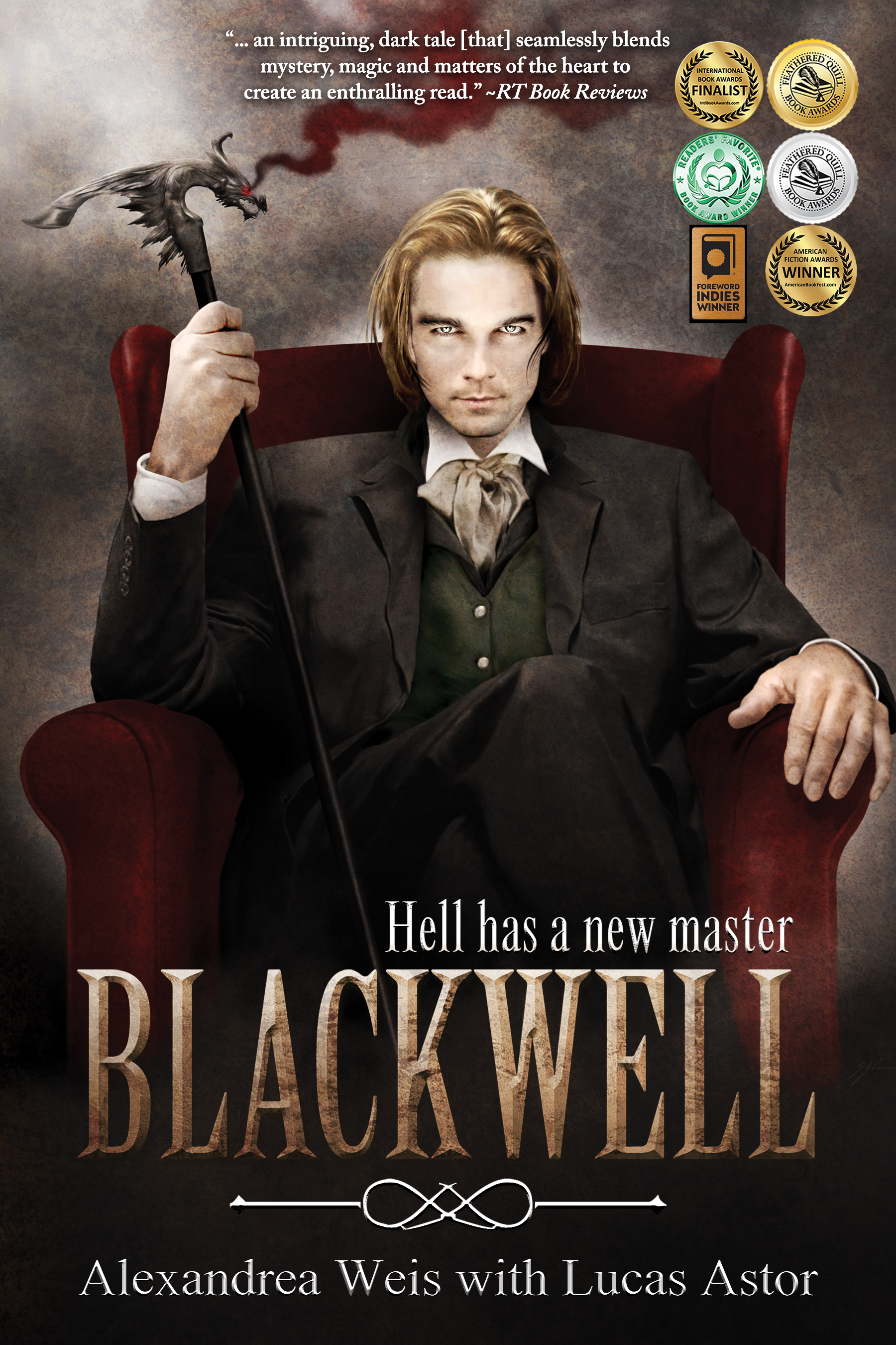 Blackwell by Alexandrea Weis with Lucas Astor