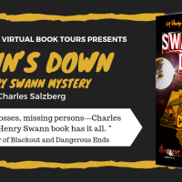 Partners In Crime Tours Showcase: Swann's Down by Charles Salzberg