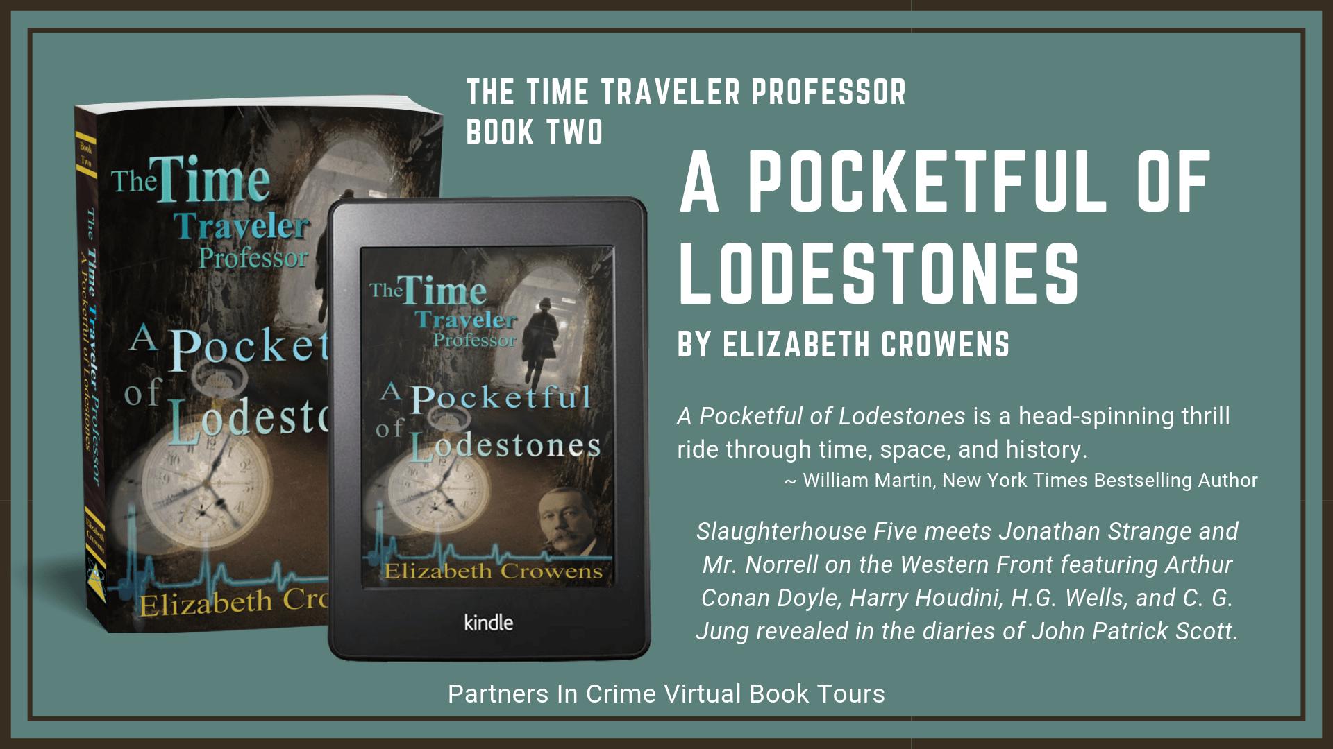 A Pocketful Of Lodestones by Elizabeth Crowens
