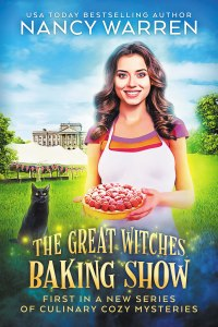 The Great Witches Baking Contest by Nancy Warren