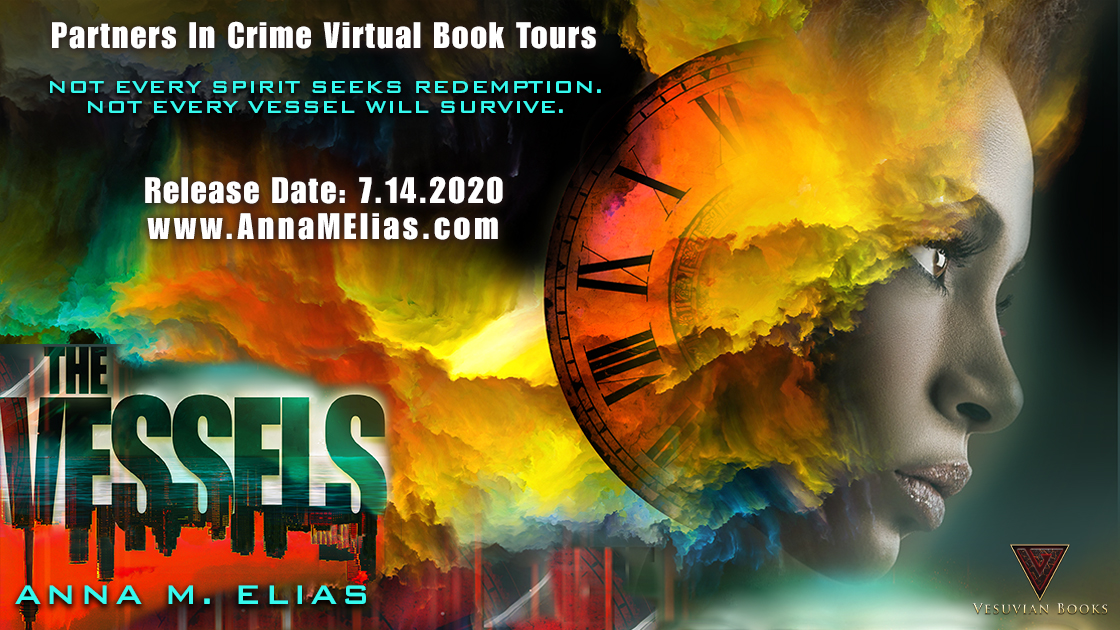 The Vessels by Anna M. Elias Banner