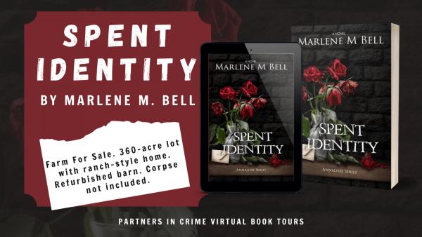Spent Identity by Marlene M. Bell Banner
