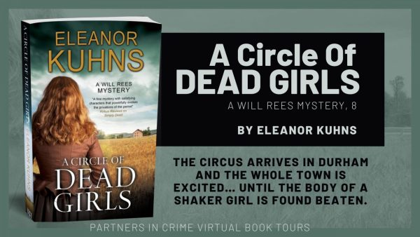A Circle Of Dead Girls by Eleanor Kuhns Banner
