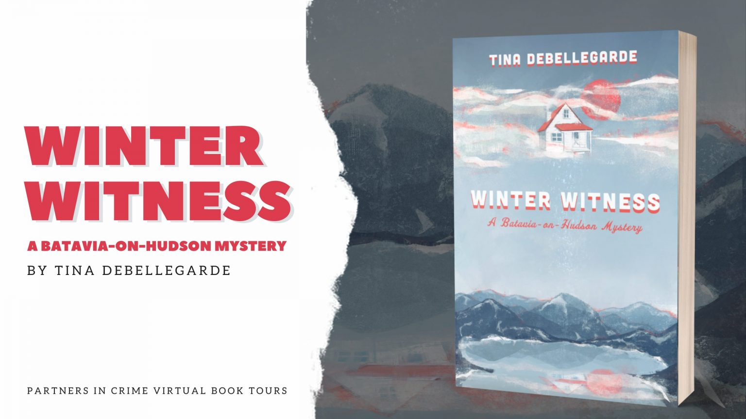 Winter Witness by Tina deBellegarde Banner