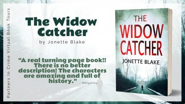 THE WIDOW CATCHER Banner