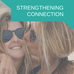 Strengthening Connection - Partners to Parents - Connection with your partner when you have a baby can be tricky
