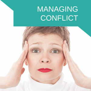 Teamwork - Partners to Parents - Managing conflict