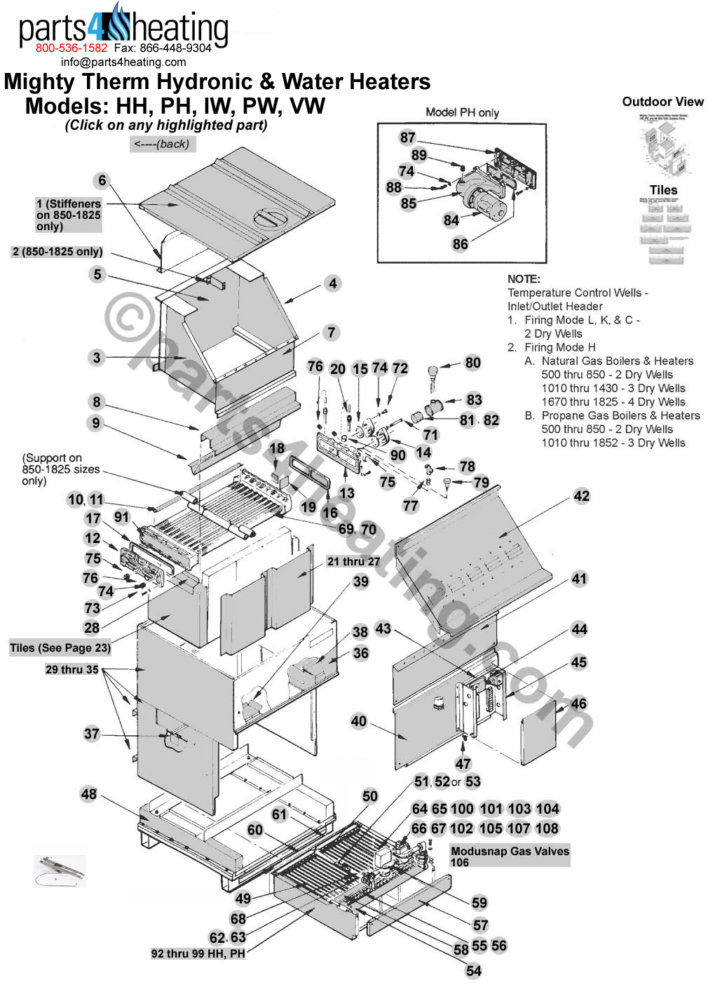 teledyne laars boiler wiring diagram repair manual