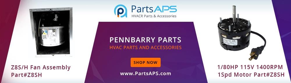 pennbarry parts partsaps hvac parts