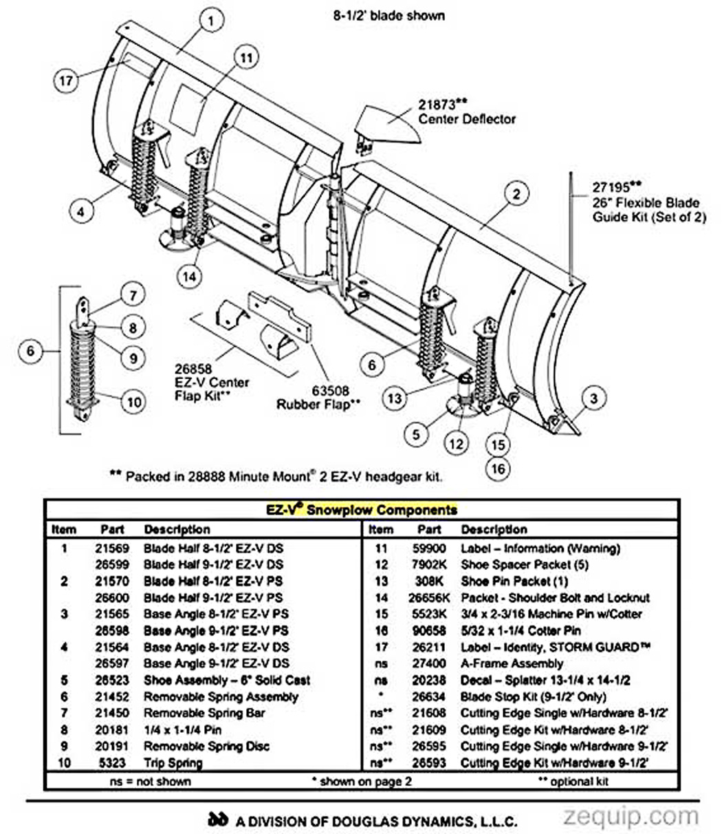 Pro Snow Plow Wiring Diagram