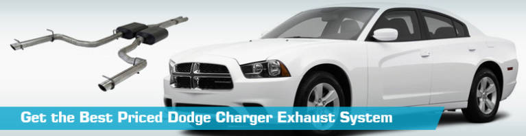dodge charger exhaust system cat back