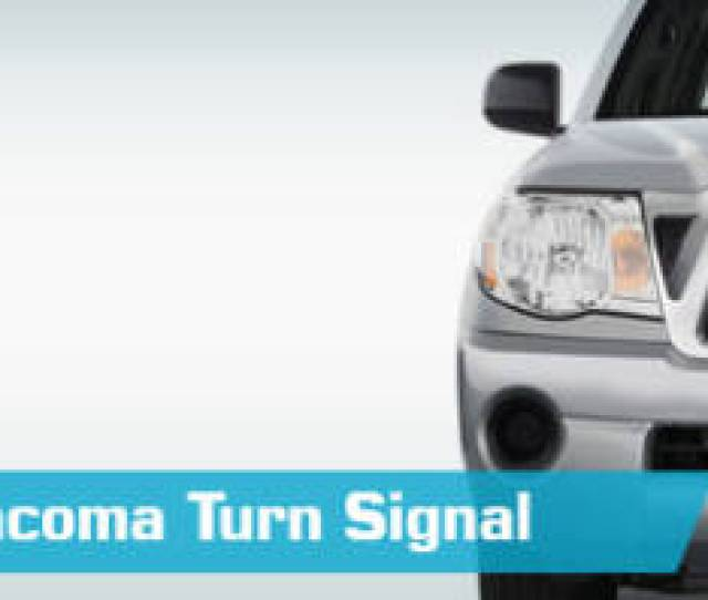 Turn Signal For Toyota Tacoma Partsgeek