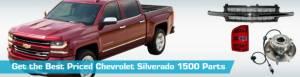 Chevrolet Silverado 1500 Parts  PartsGeek