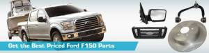 Ford F150 Parts  PartsGeek