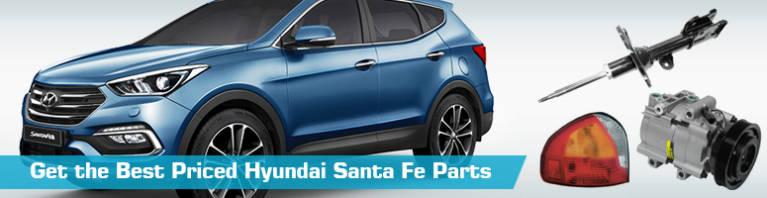 Hyundai Santa Fe Parts Partsgeek Com