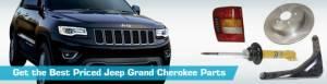Jeep Grand Cherokee Parts  PartsGeek