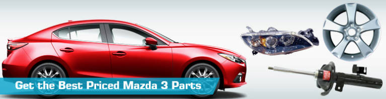 mazda 3 parts oem and aftermarket