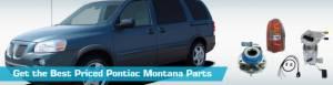 Pontiac Montana Parts  PartsGeek