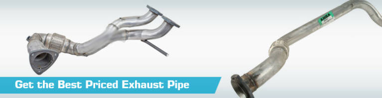 exhaust pipe replacement cost