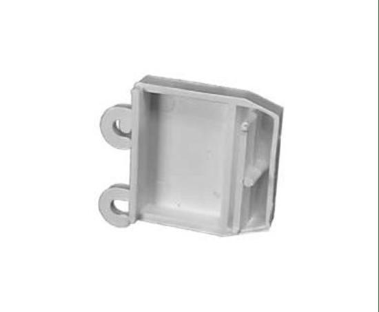 frigidaire electrolux westinghouse kelvinator gibson sears kenmore refrigerator freezer door shelf retainer bar end cap rack support right hand