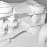 kinematic 3d printed model