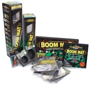 DEI Goes Boom with New Sound-Dampening Mat Options