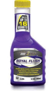 Getting the Most out of Royal Purple's Royal Flush Cleaner
