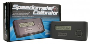 Hypertech (732501): Speedometer Calibrator for 2015 Corvette 6.2 LT1