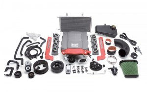 Edelbrock (1570): Supercharger 2014-2015 Corvette Stingray Z51 Dry Sump with Tuner (LT1)