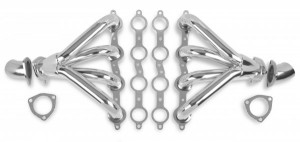 Flowtech (11706-7FLT): Chevy LS Tight Fit Block Hugger Headers