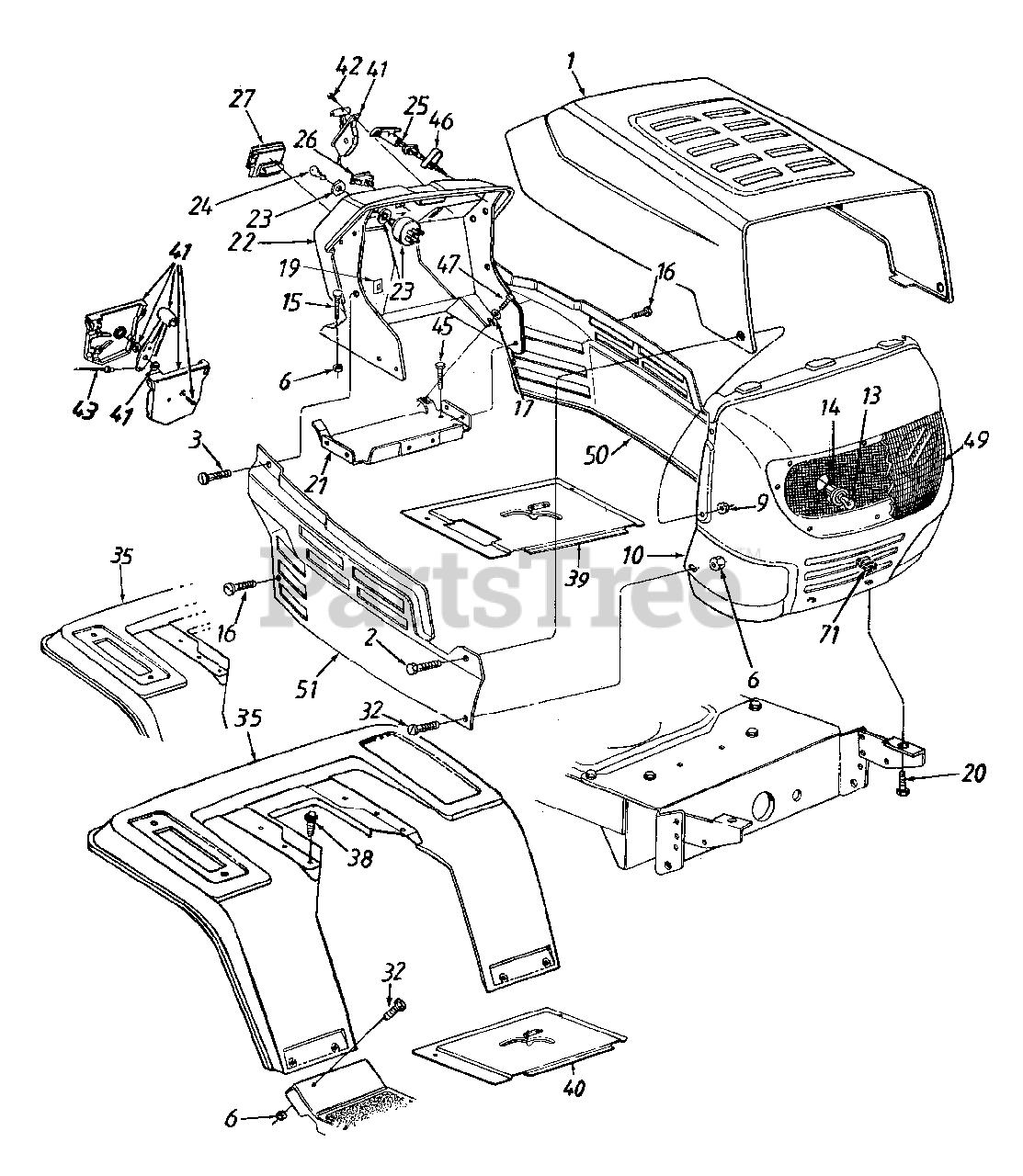 Huskee 13a G131
