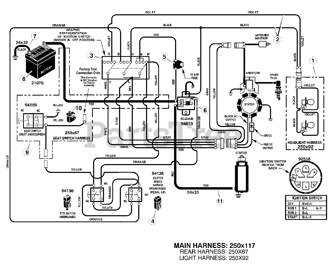 Murray X92a