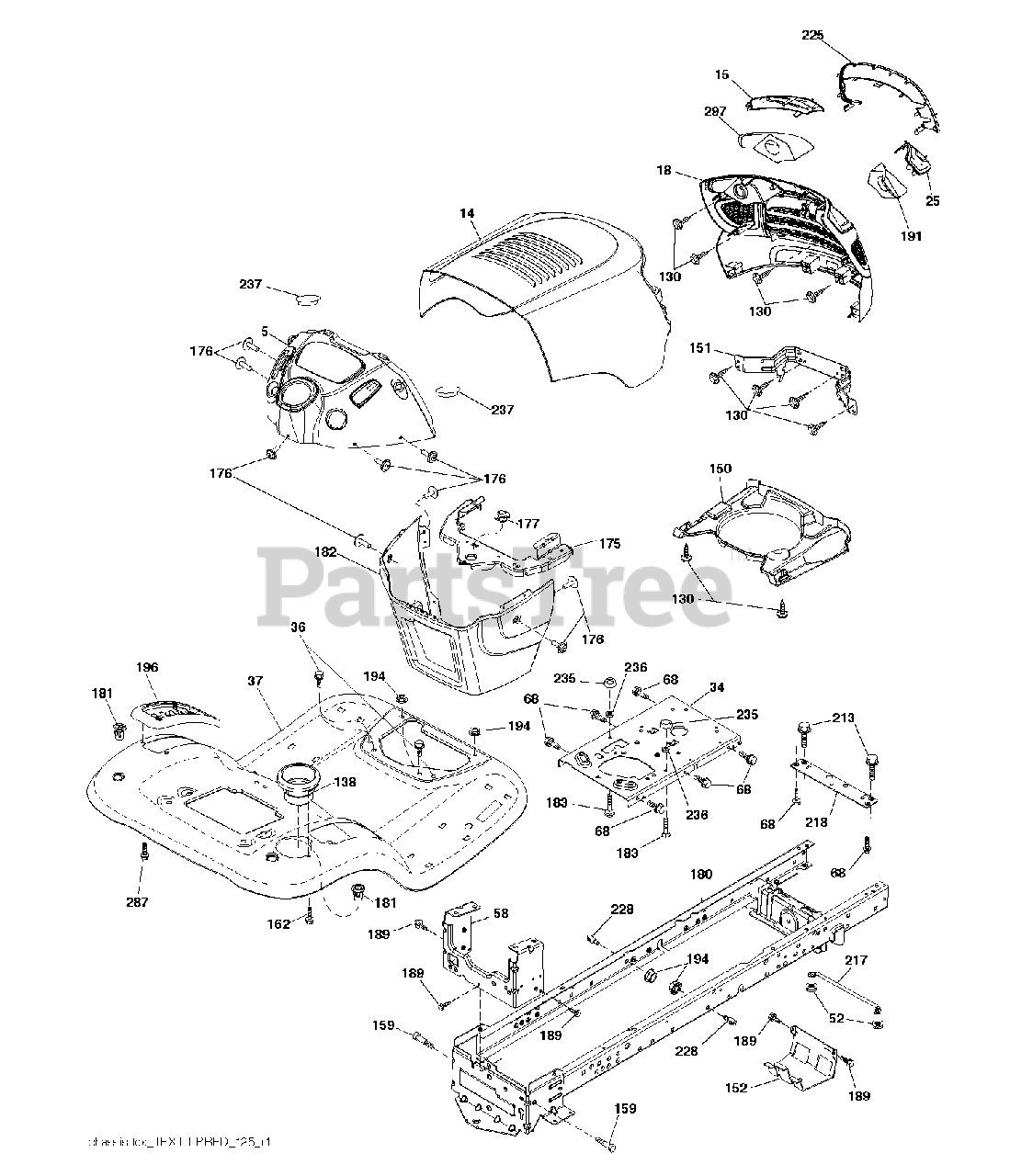 Poulan Pp 19a42 01