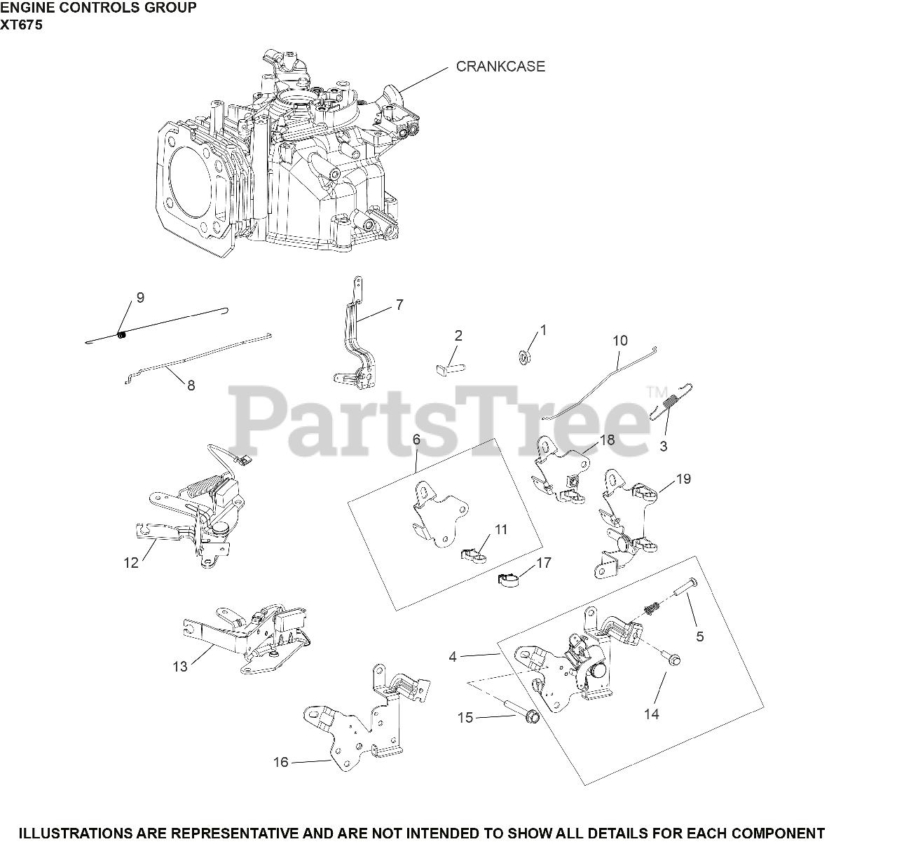 Kohler Xt675