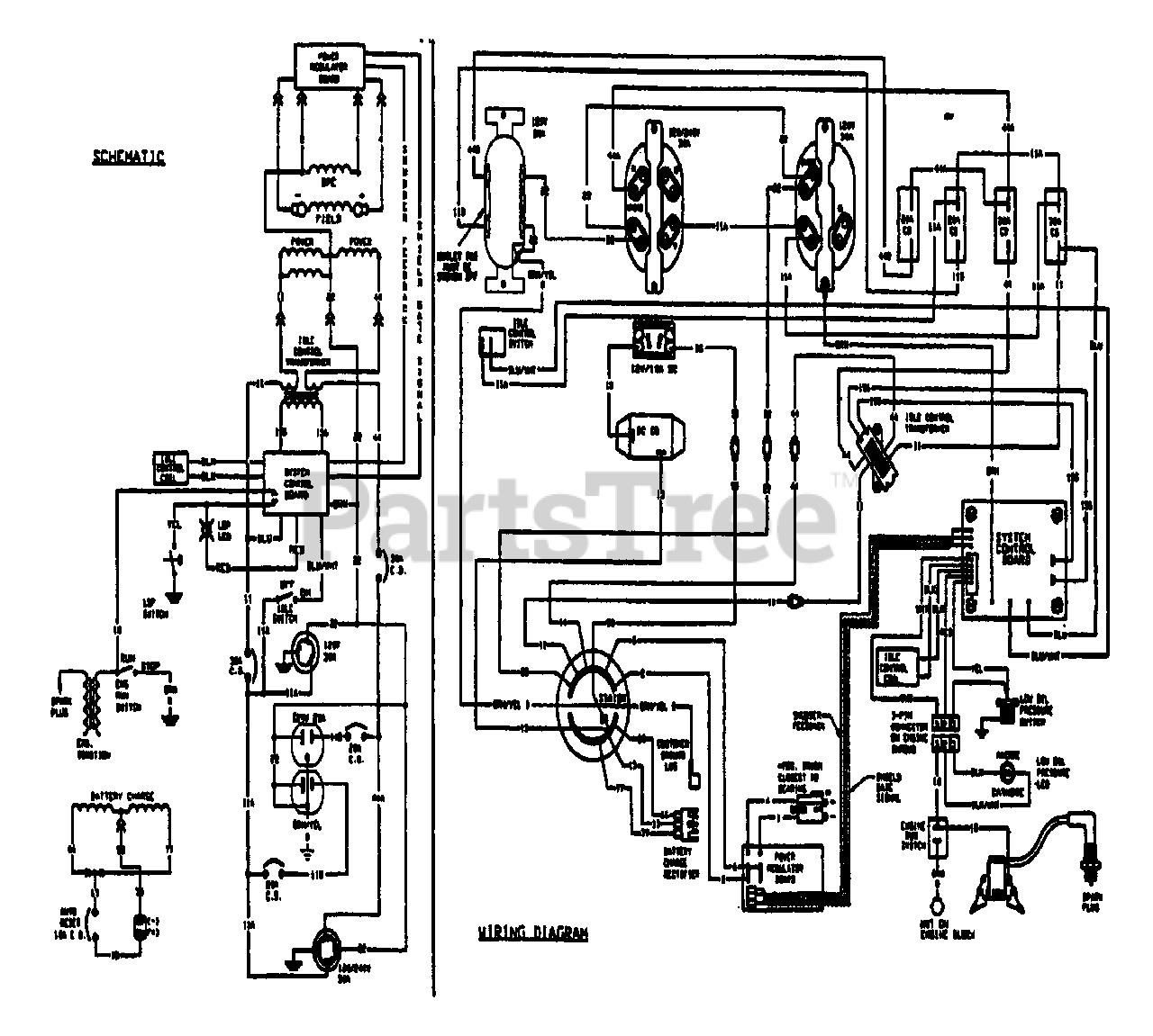 Diagram Generac Watt Generator Wiring Diagram Full