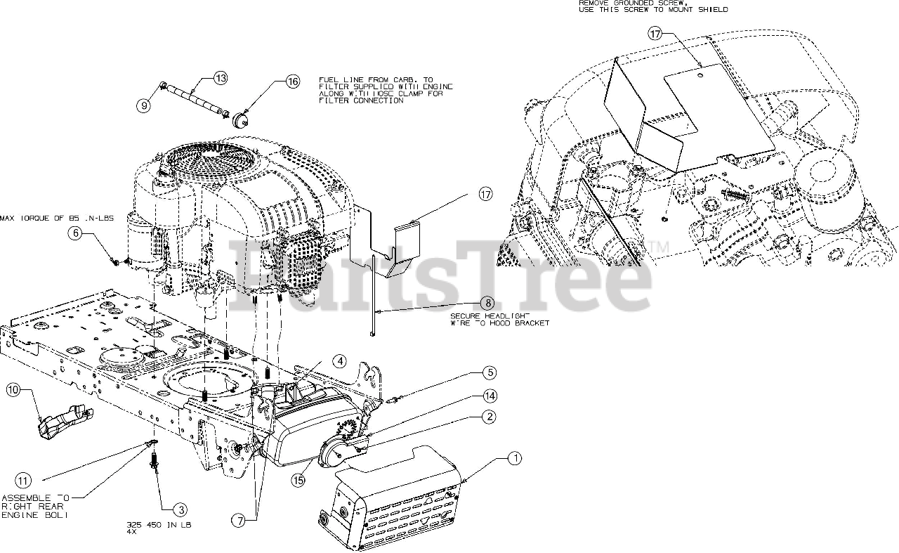 Craftsman 247 13a277xs099
