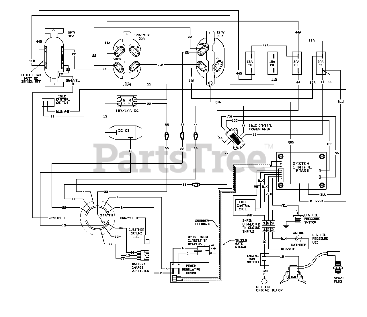 Honda Generator Wiring Diagram Pictures