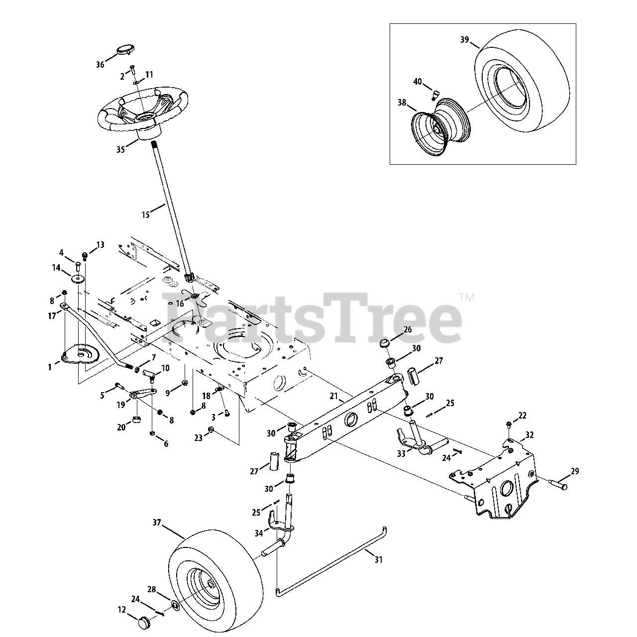 Craftsman 247 13bj78ss099