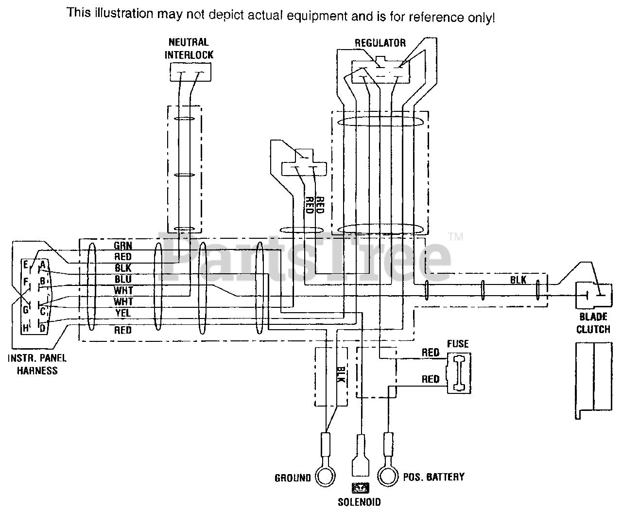 Scag Sw48 14kae