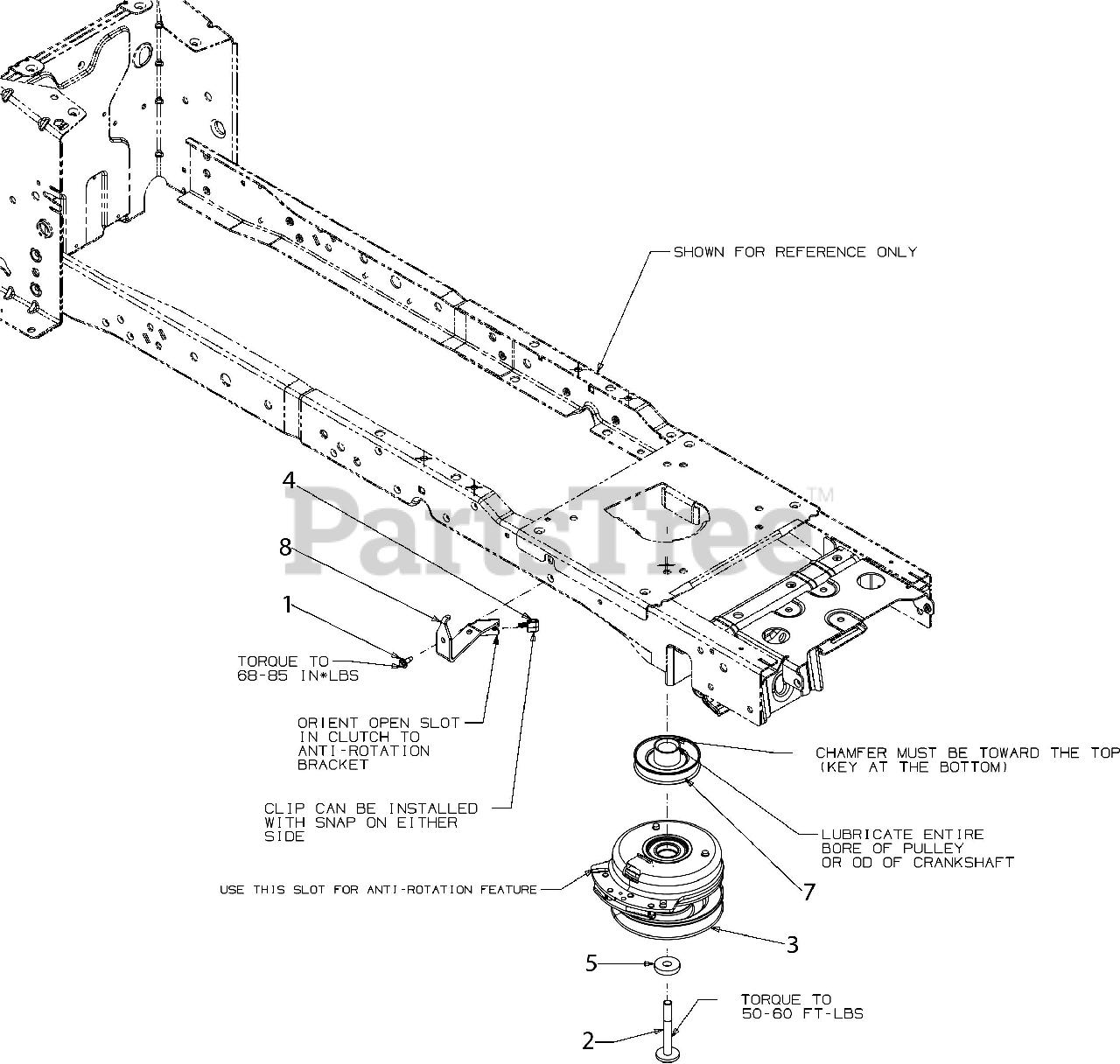 Craftsman 247 13aaa1zw099